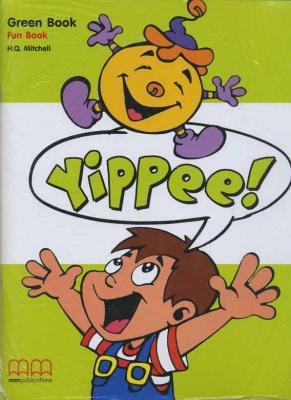 Yippee! Green Fun Book