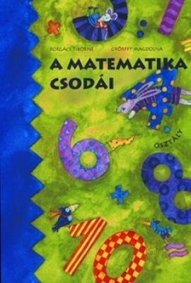 A matematika csodái tankönyv 4. osztály