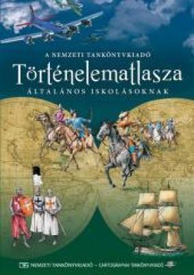 A Nemzeti Tankönyvkiadó Történelematlasza általános iskolásoknak