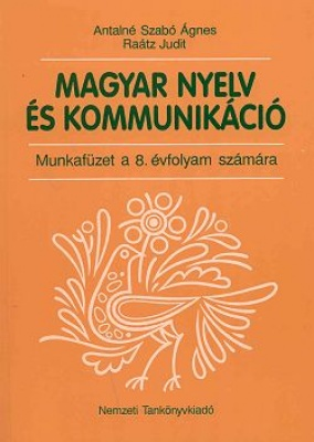 Magyar nyelv és kommunikáció mf. 8.o.