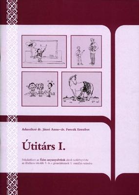 Útitárs I. - Feladatfüzet az 5. osztályos Édes anyanyelvünk c. tankönyvhöz