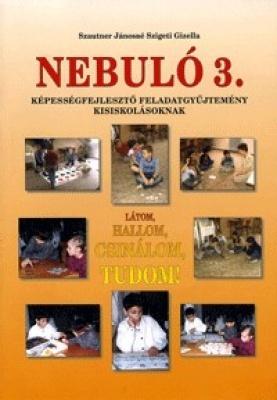 Nebuló 3. Képességfejlesztő kisiskolásoknak