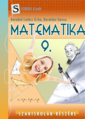 Matematika 9 szakisk.