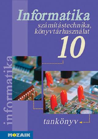 Számítástechnika 10.o. tk.
