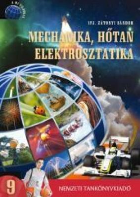 Mechanika, hőtan, elektrosztatika