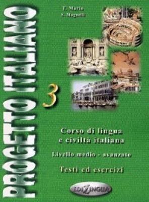 Nuovo Progetto italiano 3 (magyar kiadás)