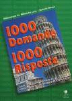 1000 kérdés 1000 felelet (Olasz A tip. nyelvvizsg.)
