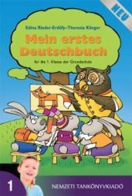 Mein erstes Deutschbuch 1. Új