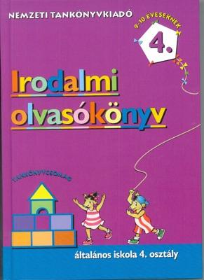 Irodalmi olvasókönyv 4.o.
