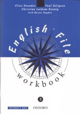 English File 2 WB without Key
