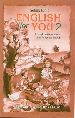 English for you 2 Hanganyag audio-CD-n