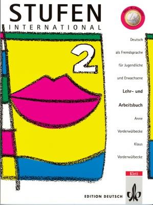 STUFEN INTERNATIONAL 2 LEHR- UND ARBEITSBUCH
