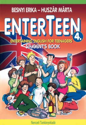 Enterteen 4. Entertainig English for Teenagers