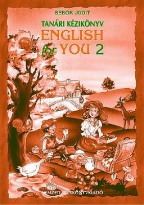 English for you 2 Tanári kézikönyv