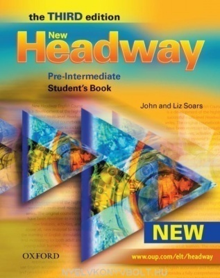 New Headway Pre-Intermediate the THIRD edition Student's Book