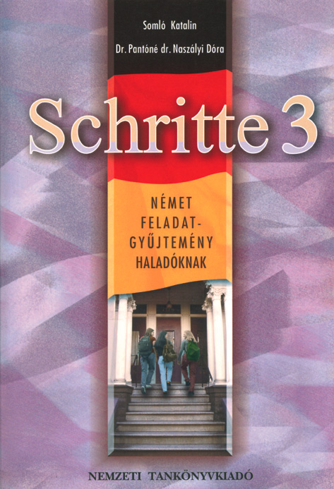 Schritte 3. német fgy. haladóknak