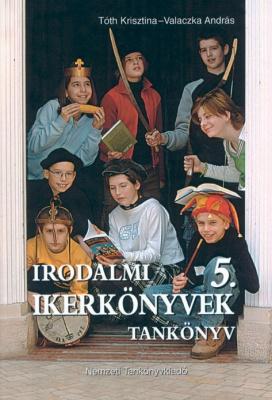 Irodalmi ikerkönyvek 5. .