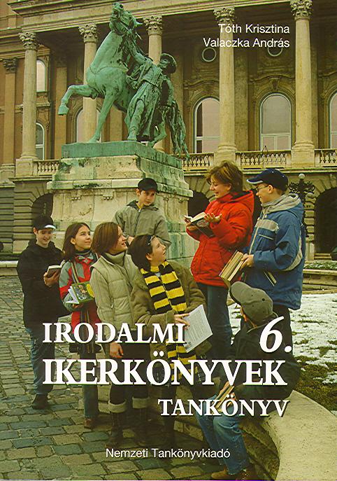 Irodalmi ikerkönyvek 6.