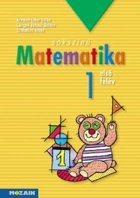 Sokszínű matematika Mtk. 1.o I. félév