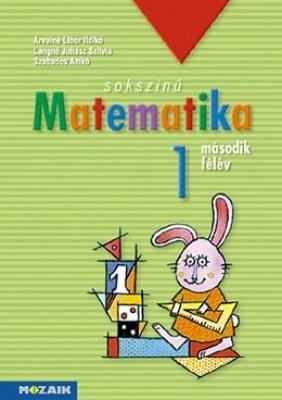 Sokszínű matematika Mtk. 1.o II. félév