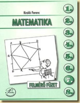 Matematika felmérő füzet