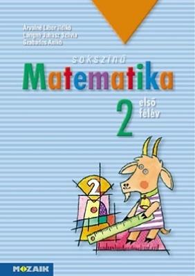 Sokszínű matematika Mtk. 2.o. II. félév
