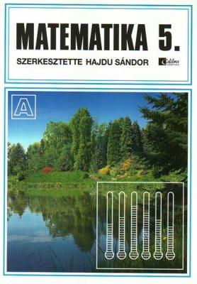 Matematika 5. tankönyv alapszint