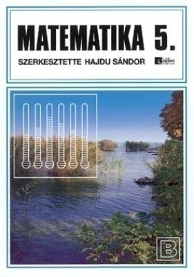 Matematika 5. tankönyv bővített