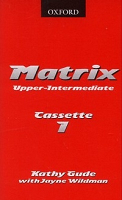 Matrix Upper-Intermediate Cassette