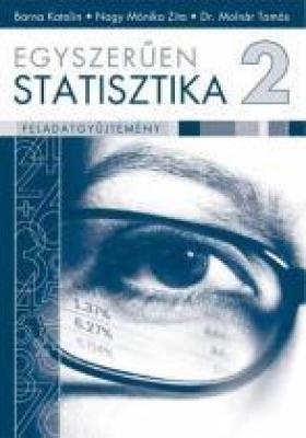 Egyszerűen statisztika 2 - Feladatgyűjtemény