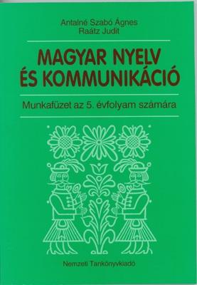 Magyar nyelv és kommunikáció mf. 5.o.