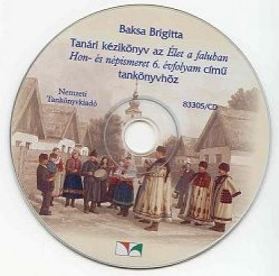 Élet a faluban Hon és népismeret 6.o. cd