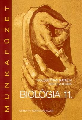 Biológia 11. munkafüzet