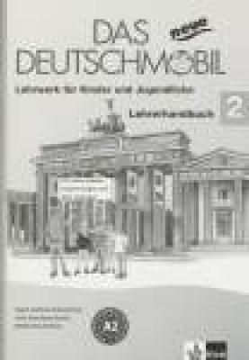 Das neue Deutschmobil 2 tanári könyv
