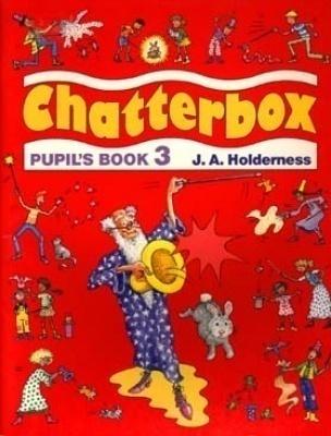 Chatterbox 3. Tankönyv