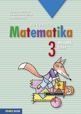 Sokszínű matematika mtk. 3.o.II félév