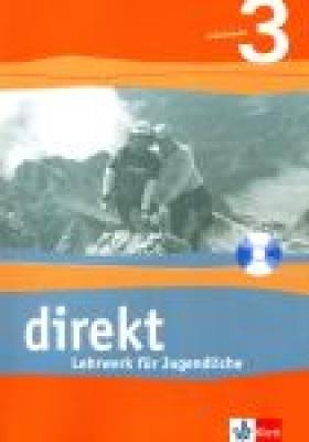 Direkt Arbeitsbuch 3 + Audio-CD