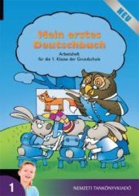 Mein erstes Deutschbuch Arbeitsheft 1. Új