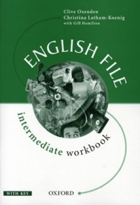 English File Intermediate WB with Key