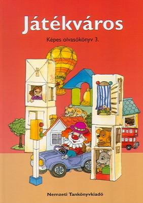 Játékváros Képes olvasókönyv 3.