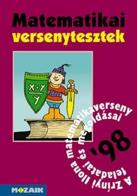 Zrínyi matematikai versenytesztek 1998