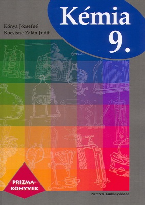 Kémia 9. Prizma-könyvek