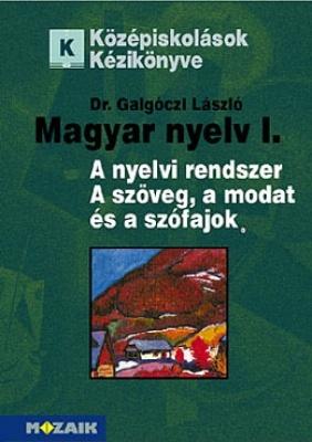 A magyar nyelv I.