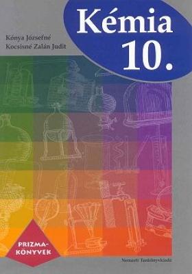 Kémia 10. Prizma-könyvek