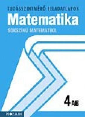 Sokszínű matek tudásszíntmérő 4.o. A/B