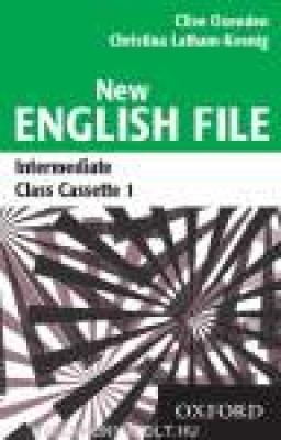 New English File Intermediate Class Cassette