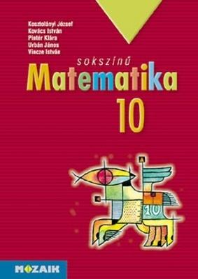 Sokszínű matematika Tk 10. évf.