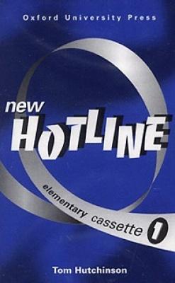 New Hotline Elementary Cassette