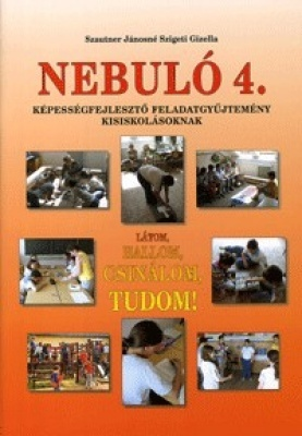 Nebuló 4. Képességfejlesztő kisiskolásoknak