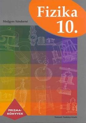 Fizika 10. Prizma könyvek tankönyv